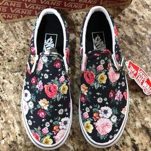 Vans Shoes - Vans Classic Slip-On Garden Floral
